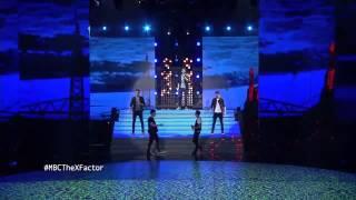 MBC The X Factor -The Five  -شوفت بعينيا- العروض المباشرة