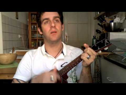Ukulele Cover - Ein Hotdog unten am Hafen - Element Of Crime