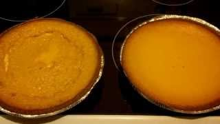 How To Make Paradise Pumpkin Pie (has A Cheesecake Layer)