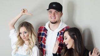 """Megan & Liz ft. Chase Fouraker """"Take Back Home Girl"""" by Chris Lane ft. Tori Kelly COVER"""