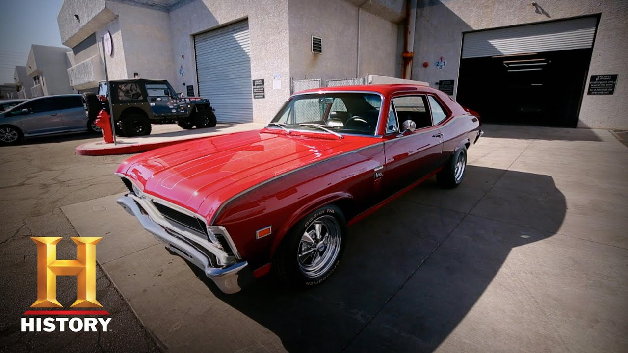 Counting Cars Danny Can T Part Ways With Incredible 1967 Pontiac Gto Season 9 History Youtube