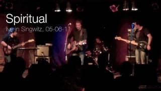 Joseph Parsons Band - Spiritual (live in Singwitz)
