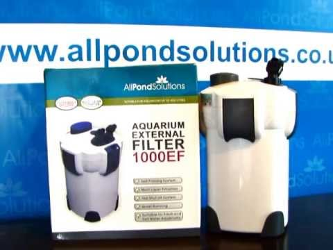 all pond solutions external filter instructions