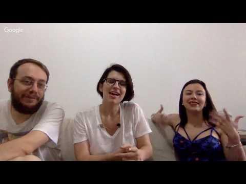 Live #2 feat Dennis e Carol Pavanelli: She Wolves, Lydia Davis e Sheryl Sandberg | Isabel Junqueira