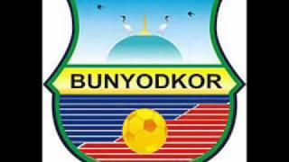 FC Bunyodkor Former Anthem