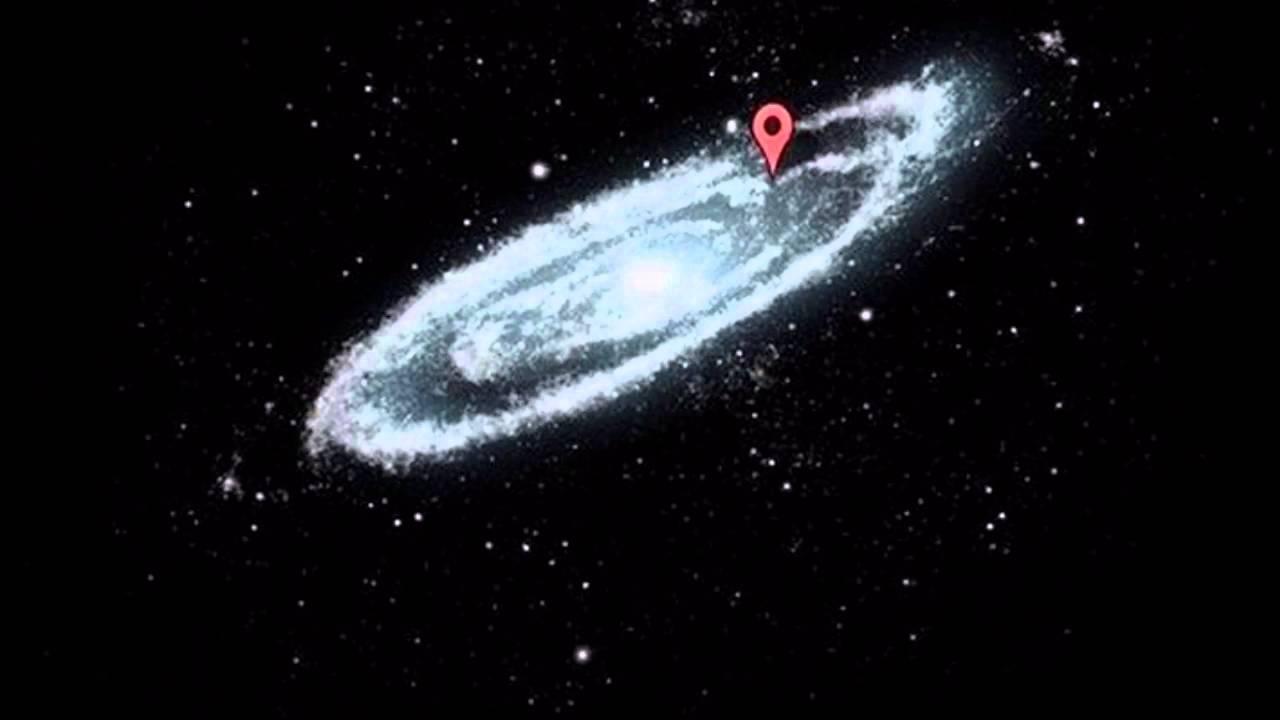 La terre et l 39 univers une question d 39 chelle youtube for L univers de la laine
