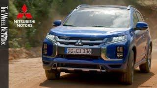 2020 Mitsubishi ASX Trail Driving (EU Spec)
