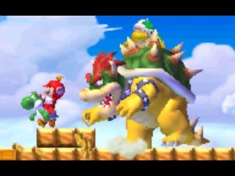 Super Mario Maker 3DS - 100 Mario Challenge (Easy Difficulty)
