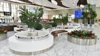 Бакинський залізничний вокзал відкрито для відвідувачів після капітальної реконструкції