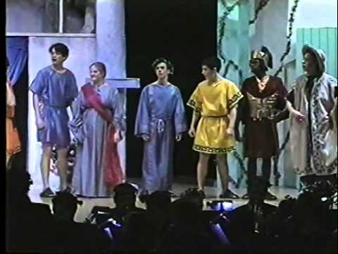 A Funny thing Happened On The Way To The Forum - Annandale High School