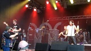 Ostrogoth - 04 Ecstasy and Danger & Rock Fever (Keep it true 15, 2012 04 28)