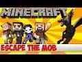 Minecraft Bukkit Plugin - Escape The Mob - Tutorial