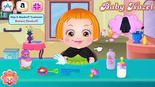 BABY HAZEL: HAIRCUT | Fun games for kids | free games for girls | makeover games