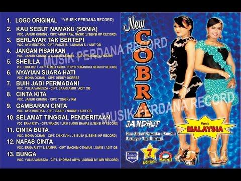 Berlayar Tak Bertepi - New Cobra Versi Malaysia - Ayu Mustika [ Official ]