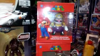 Nounboxing de Auto de Meteoro, Ghost y figuras Mario