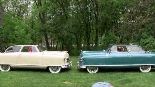 Classic Cruiser Show #2 Nash Rambler convertible landau history