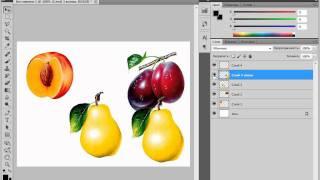 Работа со слоями в Adobe PhotoShop CS5 (10/51)(http://www.teachvideo.ru/catalog/30 - еще больше обучающих роликов о графике ответят на ваши вопросы на нашем сайте бесплатн..., 2012-03-23T12:01:02.000Z)