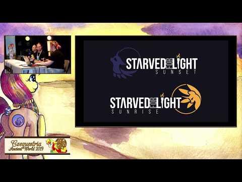 Exiled Game Team: Starved For Light
