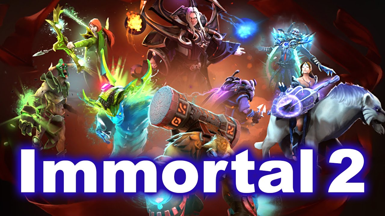 Dota 2 Immortal 12: The International 2016 Dota 2