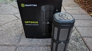 Smartomi Optimus Wireless Bike Speaker