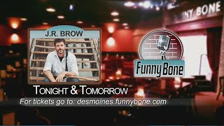 Funny Bone Headliner JR Brow Part 2