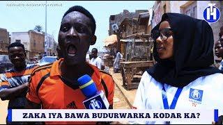Zaka Iya Bawa Budurwarka Kodar Ka Idan Batada Lafiya Ana Bukata  Street Questions EPISODE 49