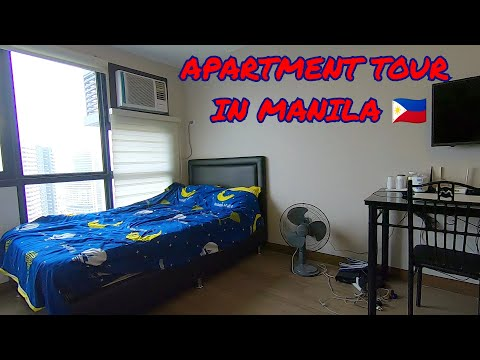 Apartment In Manila Tour And Pricing For Renting Per Day/month