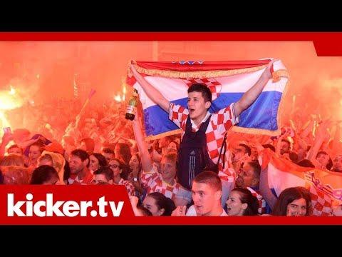 Sensation perfekt - Kroatien greift nach dem WM-Pokal | kicker.tv