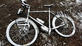 My Bike Tour in Alaska: Too Cold to Continue - EP. #147