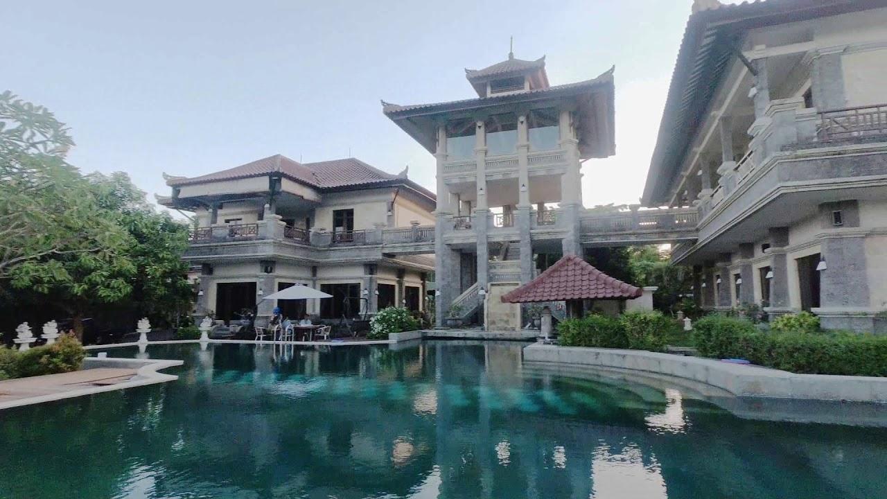 Villa Bali Castle Youtube