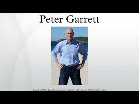 Peter Garrett