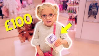 What Will Sophie Buy With £100?