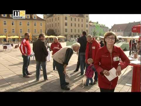 MEMA TV - Verteilungsgerechtigkeit - Veranstaltung der SPÖ Bruck KW 40