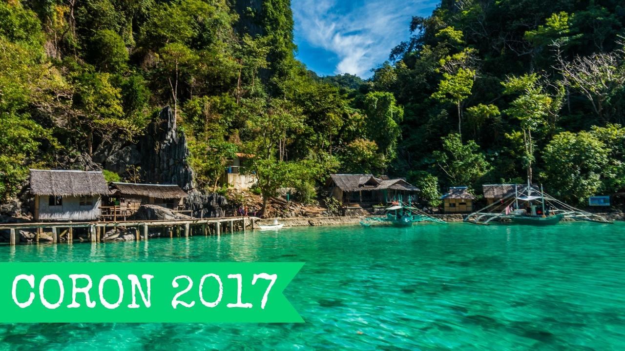 Coron Palawan Philippines Busuanga Travel Gretl 2017 Full Hd You