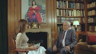 Tamara Falcó entrevista a Mario Vargas Llosa