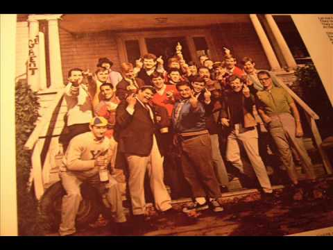 Animal House Soundtrack: Otis Day and the Knights - Shama Lama Ding Dong LP 1978