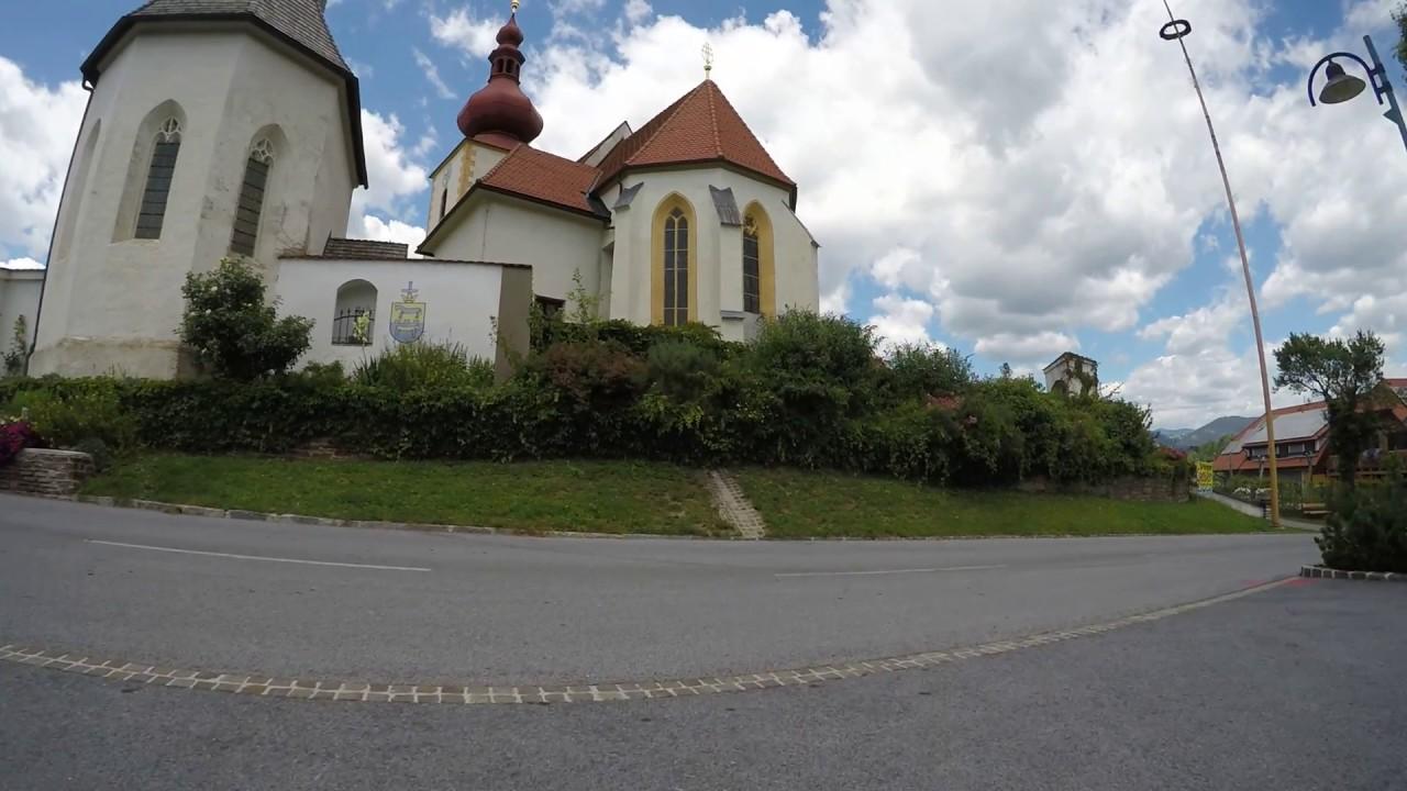 2016 07 19 Vespa Gts 300 St Pankrazen übelbach Waldstein