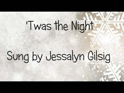 Twas the Night  from Angels and Ornaments Jessalyn Gilsig s Twas the Night Before Christmas