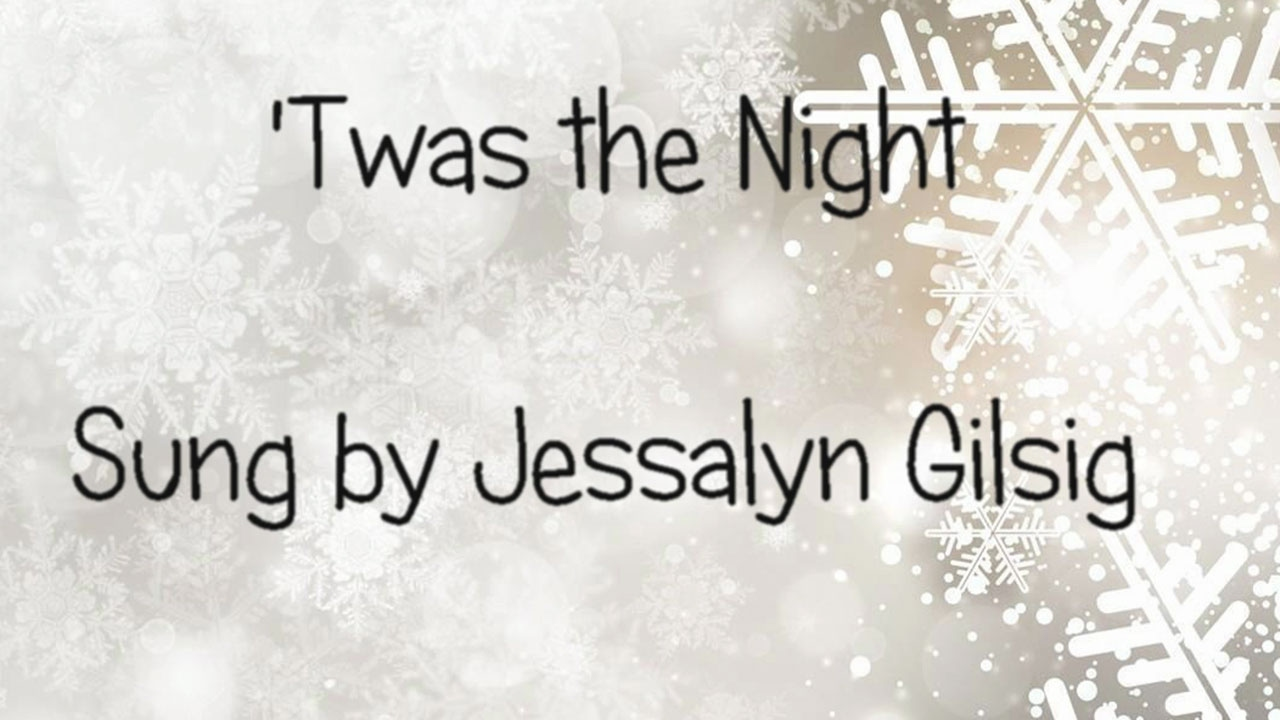 Twas the Night song from Angels and Ornaments Jessalyn Gilsig ...