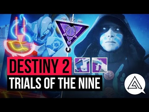 DESTINY 2   Trials of the Nine in Depth - Flawless Loot, All Gear, Weapons, Tokens & More!