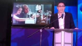 Ed Sunico at my Rewards, Globe Plus launch