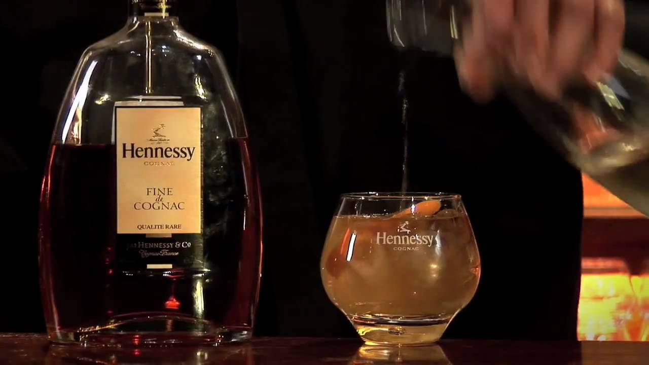 With what to drink cognac