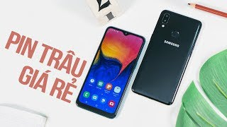 Samsung Galaxy A10s: bản nâng cấp hoàn hảo của Galaxy A10