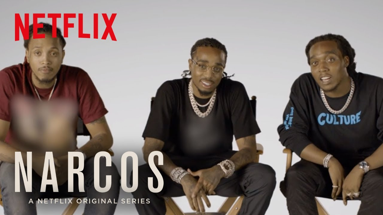 Netflix Teams Up with Migos to Promote 'Narcos: Mexico' | Promax Brief