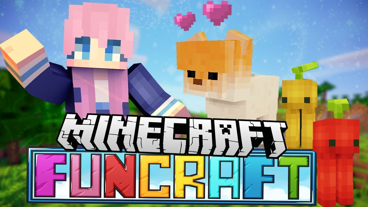 Crazy New World | Ep  1 | Minecraft FunCraft