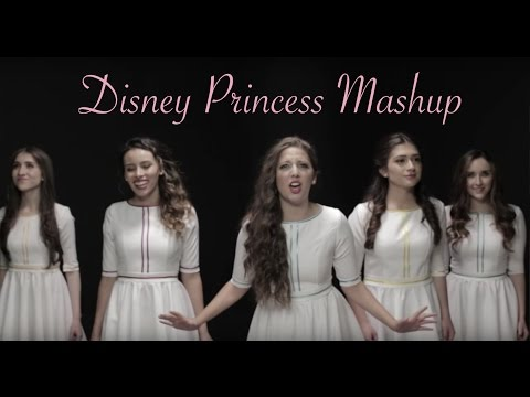 Ventino-Disney Princess Mash Up