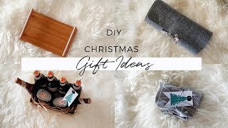 10  DIY Christmas Gift Ideas On a Budget | 10 Gifts Under 10