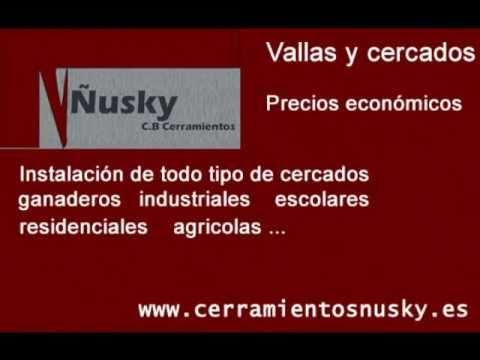 Cercados y vallas youtube - Cercados y vallas ...