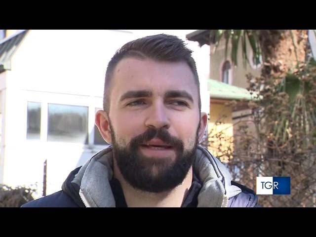 Uros Kovacevic si racconta al microfono di TGR Trentino