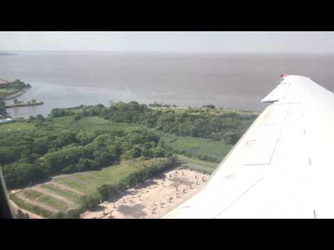 Vuelo de Andes entre Mar del Plata y Aeroparque